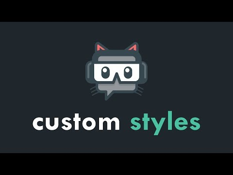 [Streamlabs Chatbot] Custom Styles