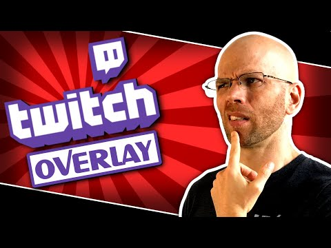 How To Make A Twitch Overlay Without Photoshop