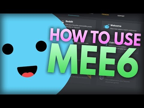 How To Use MEE6 | MEE6 Discord Bot Tutorial & Guide