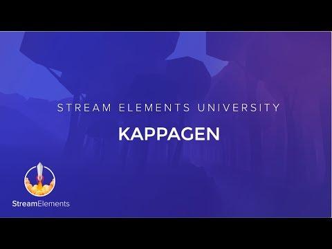 KappaGen on StreamElements