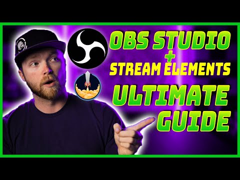 StreamElements OBS Tutorial - FREE Alerts / Overlays / Plus more