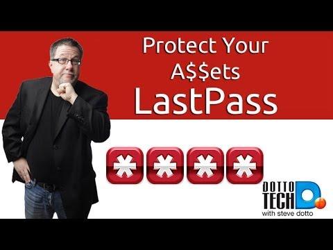 LastPass Password Security