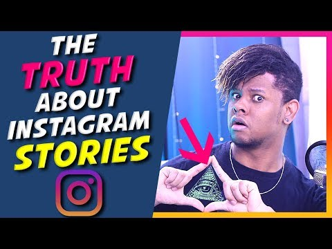 The TRUTH about Instagram stories