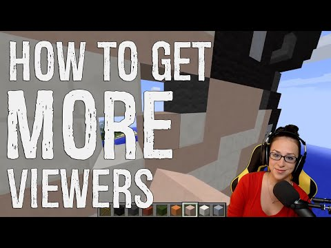 How to Get More Viewers in Your Twitch Stream | Pretty Ph3nom