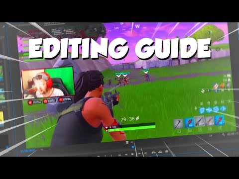 How to edit Stream Highlights (Beginner - Professional)