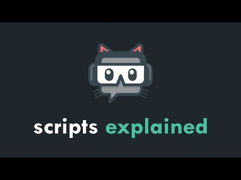 [Streamlabs Chatbot] Scripts Explained