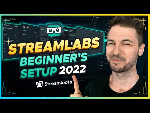[2020] Streamlabs OBS Beginner's Tutorial: Setup to Stream