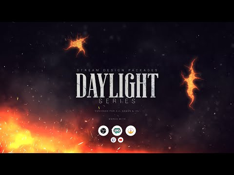 OWN3D.TV - Animated Daylight Overlay Package [Twitch/Youtube/Facebook/Co][OBS/SLOBS/XSPLIT]