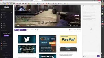 Tutorial – How To Make Money On Twitch