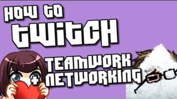 Streaming – All by Yourself or Teamwork and Networking?