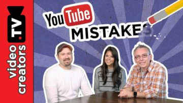 Top 8 Mistakes New YouTubers Make