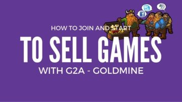 How to join and Start selling games through G2A Goldmine