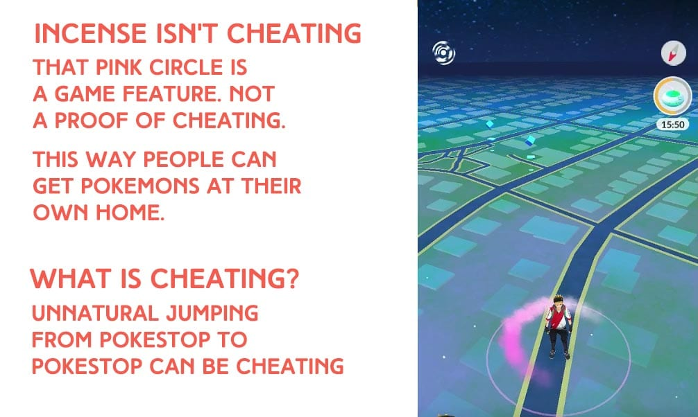 not-cheating