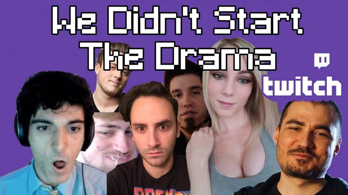 We Didn't Start The Drama - The Twitch Song 1