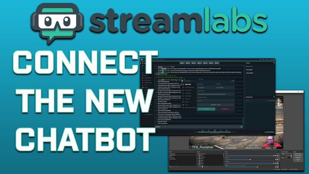 How To Setup - Streamlabs Chatbot Guide - StreamersGuides
