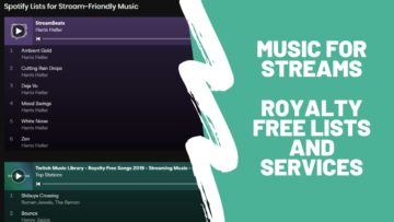 Music for Streams Royalty Free Music for Streamers 2020