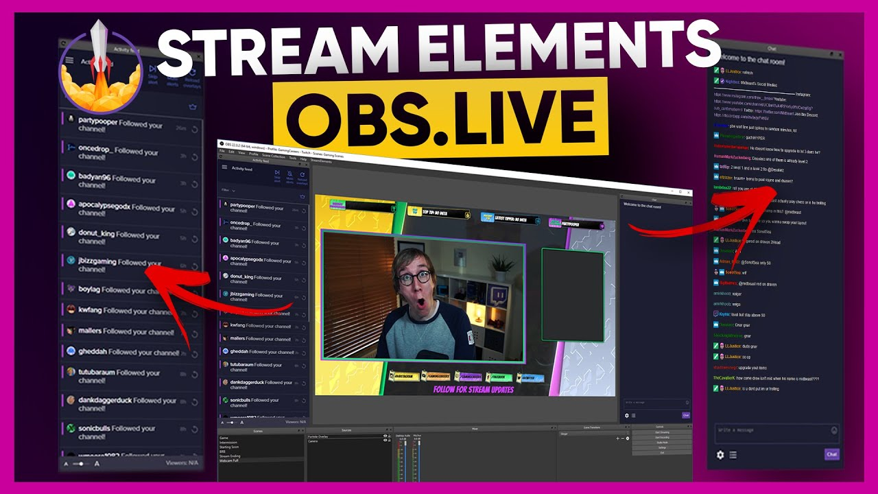 The Ultimate Guide to OBS Live - How to Setup and Get Started with OBS Live
