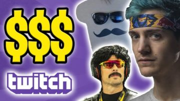 How Twitch Streamers make Money?