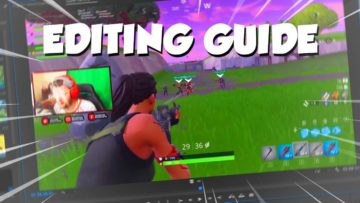 How to edit Stream Highlights (Beginner – Professional)