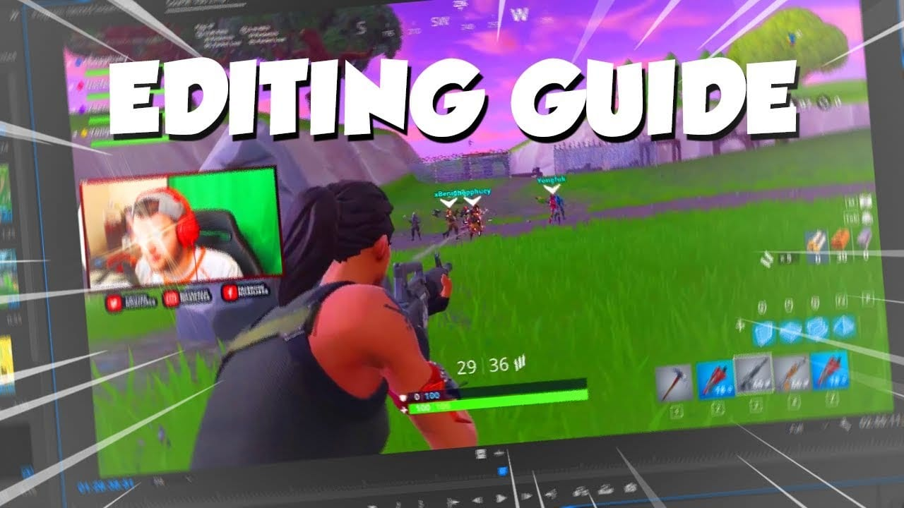 How to edit Stream Highlights (Beginner - Professional) 1