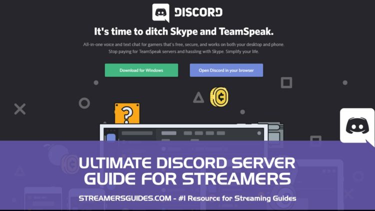 Ultimate Discord Server Guide for Streamers
