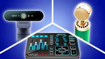 Streaming Gear – What Should You Upgrade First?