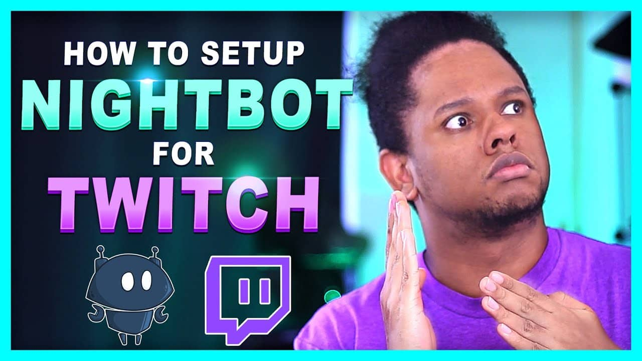 Nightbot Tutorial For Twitch.tv - How To Get And Use Nightbot How to Setup Nightbot for a Twitch channel Tutorial custom commands